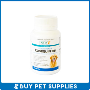 Paw Cosequin DS Double Strength Large Dog 60 Capsules
