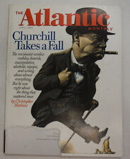 The Atlantic Monthly Magazine Churchill Takes A Fall April 2002 052215R