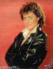 Coupure de Presse Clipping 1984 (1 page) Linda De Suza