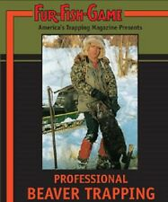 Professional Beaver Trapping Video (Dvd) by Fur Fish & Game