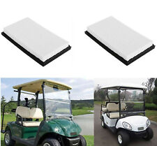 2pcs Air Filter For EZGO Golf Cart Gas 4-Cycle 26855-G01 year 1991-1994 US STOCK