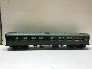Accucraft 1:32 Scale BR MK1 Second Open (SO) - Green
