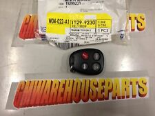 1997-2000 CORVETTE KEYLESS ENTRY TRANSMITTER FOB REMOTE  NEW GM # 19299230