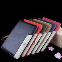 "Luxury Leather Stand Smart Case Cover For New iPad 9.7"" Air 2 Mini 3 4 Pro 12.9"""