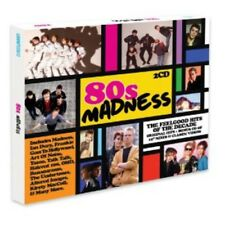 80s Madness: Feelgoo - 80's Madness: Feelgood Hits of Decade / Various [New CD]