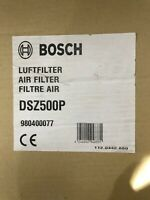Bosch Charcoal Odour Air Filter DSZ500P For Ceiling Extractor DID106T50 etc.