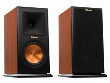 Pair Bookshelf Speakers Klipsch Rp-160m Rp160m