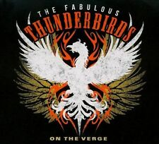 On the Verge [Digipak] by The Fabulous Thunderbirds (CD, Feb-2013 Severn Record)