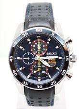 Seiko SPC089 Mens Watch FC Barcelona Limited Edition Sportura Quartz Chrono