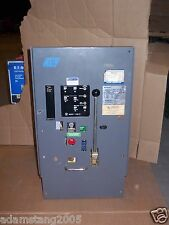 Westinghouse Ds-632 3200 Amp 600V Lsg Amptector I-A Air Power Circuit Breaker
