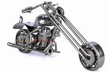 Handmade Harley-Davidson 16CM Iron Motorcycle Model Decoration & Gift #M39