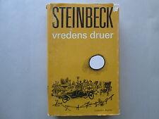 The Grapes of Wrath VREDENS DRUER by John Steinbeck 1971 Dansk DANISH DENMARK