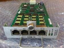 Inter-tel Mitel CS 5000 DEM 16 580.2200