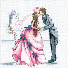 RTO Cross Stitch Kit -  Wedding