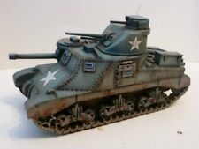 28mm British Lee Tank, In Resin By Blitzkrieg WWII Bolt Action, BNIB
