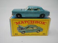 Matchbox Series Ford Zodiac MK IV MB53