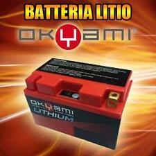 E07352 BATTERIA LITIO OKYAMI YTX9-BS YAMAHA YP R X-Max 250cc 05-08