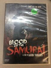 Blood of the Samurai (DVD, 2013)