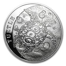 2015 Niue 1 oz Silver $2 Hawksbill Turtle - SKU #87296