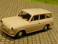 1/87 Brekina VW 1500 Variant beigebraun crome