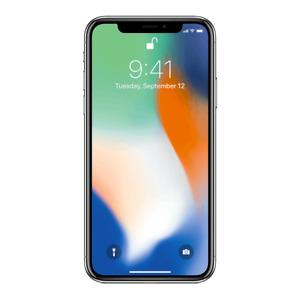 Apple iPhone X | 64GB 256GB | Unlocked Verizon AT&T T-Mobile | Good Condition