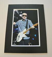 Pete Townshend Signed 16x12 Photo Autograph Display The Who Memorabilia + COA