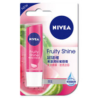 [NIVEA] Fruity Shine WATERMELON Intensive Moisturizing Tinted Lip Balm 4.8g NEW