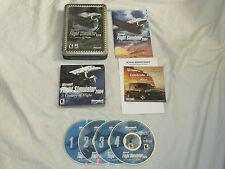 GREAT COND Microsoft Flight Simulator 2004 A Century of Flight in Tin FREE SHIP