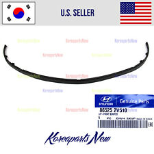 Front Bumper-Lower Spoiler Chin Lip Splitter 865252V510 VELOSTER TURBO 2014-2017