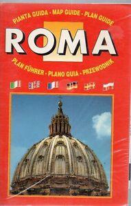 MU52 Roma pianta guida - Editrice Lozzi