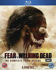 Fear The Walking Dead: The Complete Season 3 (Blu-Ray)
