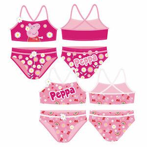 Peppa Pig Bikini Kinderbadeanzug Badeanzug Auswahl Badebekleidung Peppa Wutz