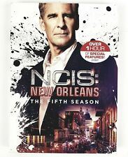 NCIS: New Orleans 5 (DVD, 2009, 6-Disc Set) The Complete Fifth Season Five New
