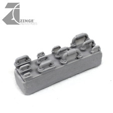 Zinge Industries Various Handles x12 Forest Sprue X1 Vehicle Conversions S-FOR06