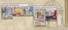 Australia 2001 Souvenir Sheet #1930a Federation of Australia, Cent. - MNH