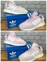 ADIDAS OG I-5923 PINK BOOST TRAINERS VARIOUS SIZES LADIES CHILDRENS RRP £99.95