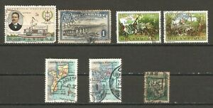 Mozambique - Different stamps