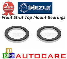 Fiat Citroen Peugeot Meyle Front Strut Top Mount Bearings (pair) 11146410004