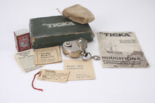 HOUGHTON TICKA POCKET WATCH CAMERA BOXED OUTFIT/cks/189510
