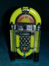 Vintage Flip Top Jukebox Lighter 'Light My Fire'