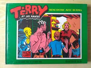 Terry And The Pirates By Milton Characters Album 2 Meeting Burma Slaktine Eo