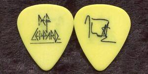 DEF LEPPARD 1999 Euphoria Tour Guitar Pick JOE ELLIOTT custom concert stage Pick