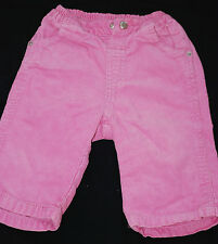 Zara Patternless Trousers & Shorts (0-24 Months) for Girls