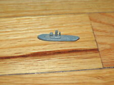 Authenticast Comet Rare Mini Submarine