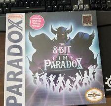 "The 8-Bit Time Paradox Vinyl LP ""Game Boy"" Grey 1/200 NEW Rare Free Ship"