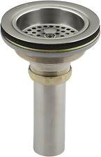 Kohler 8801-Vs DuoStrainer Sink Strainer Vibrant Stainless Steel-New-Opened Box