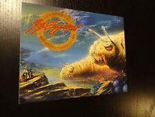 Bob Eggleton Fantasy Art Trading card 1994 promo card