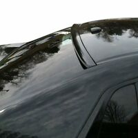 PAINTED SKODA OCTAVIA MK2  REAR WINDOW SPOILER  -GLOSS BLACK