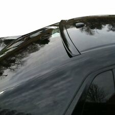 PAINTED HOLDEN BERLINA VY SEDAN 2003 REAR WINDOW SPOILER -GLOSS BLACK