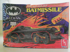 "NEW AMT / ERTL BATMAN RETURNS ""BATMISSLE"" SNAPFAST MODEL KIT (SEALED)"